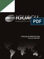 Iguaçu Catalogo 2018