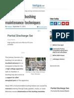 High-voltage bushing maintenance techniques.pdf