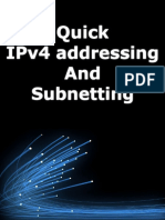 Quick IPv4 addressing and subnetting by Olivoy