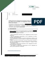 Resolución Consejo de Transparencia Colaboradores EFE 2017