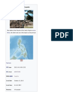 2013 Bohol earthquake.docx
