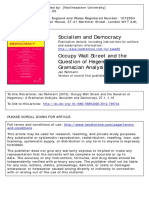 Socialism and Democracy Volume 27 issue 1 2013 [doi 10.1080_08854300.2012.759744] Rehmann, Jan -- Occupy Wall Street and the Question of Hegemony- A Gramscian Analysis