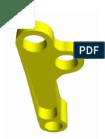 Articulação da aba 3D