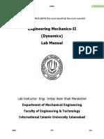 Lab Manual Mechanics-II. Students.pdf