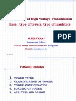 Construction Overhead Transmission line.ppt
