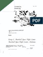 MSFC Skylab Orbital Workshop, Volume 1