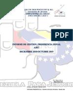 INFORME PRESIDENCIA AJEC