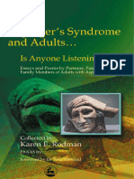 Karen E. Rodman - Asperger's Syndrome and Adults. Is Anyone Listening (stories)