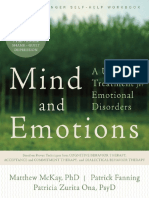Matthew McKay - Mind and Emotions, A Universal Treatment for Emotional Disorders