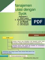 ppt manajemen sirkulasi dengan syok.pptx