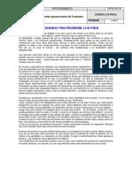 Ch-PR-03 ES NECESARIO PROTEGERSE LOS PIES