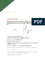 Matematicas Resueltos (Soluciones) Funciones Elementales 1º Bachillerato Opción A