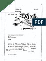 MSFC Skylab Orbital Workshop, Volume 2