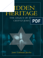 Hidden Heritage-The Legacy of the Crypto-Jews