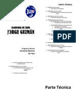 05.-Programa Técnico Guía Cinturón Marrón