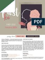 Past ko — January 2020 — Landscape