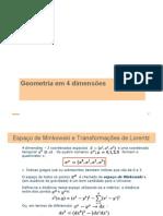 Geometria Em 4d