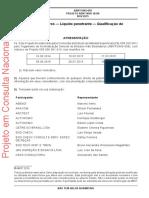 16450-15 Ensaios Não Destrutivos - Líquido Penetrante - Qualificação De