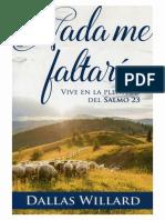 NADA ME FALTARA. SALMO 23. DALLAS WILLARD.pdf