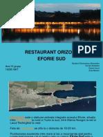 Infiintarea unui restaurant