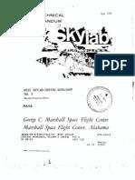 MSFC Skylab Orbital Workshop, Volume 5