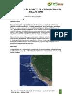 REPORTE SOBRE EL PROYECTO DE HONGOS DE MADERA EN PALTO HASS 2019