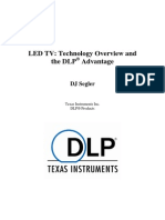 167 LED TV White Paper