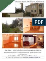 Casa de locuit (Duplex) mun.Chisinau, sector Centru