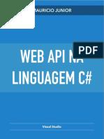 webapi linguagem c#