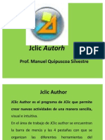 JClic Author Powert Point