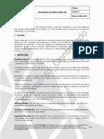 Programa de Inspecciones HSE V1