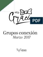Grupos Conexión (Marzo)