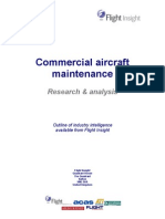 02-Commercial Aircraft Maintenance Report-proposal