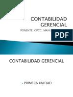 CONTABILIDAD GERENCIAL 1