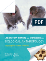 K. Elizabeth Soluri, Sabrina C. Agarwal - Laboratory Manual and Workbook for Biological Anthropology_ Engaging with Human Evolution (2015, W. W. Norton & Co.)