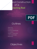 Design and Construction of a Connecting rod.pdf