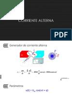 S2B - CORRIENTE CA