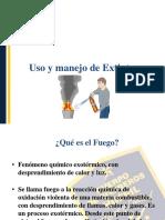 Ppt uso manejo extintores