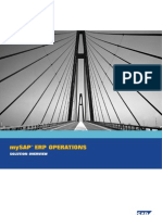 BWP Overview MySAP ERP Operations 2006