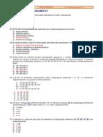 Exercícios de Tabela Periódica - Profº Agamenon Roberto