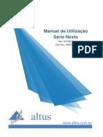 Manual Serie Nexto