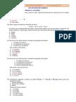 Exercícios Leis da Reações Químicas - Profº Agamenon Roberto