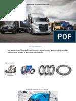 Aplicaciones Rodamientos y sellos SKF - Camiones Americanos