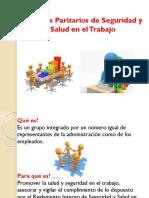 FUNCIONES DEL COMITE SST
