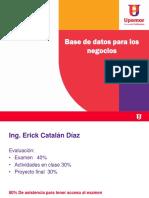 Introducción a las bases de datos 1