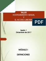 2017TallerHostigamientoSexual