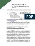 Indicios Inconstitucionales Evaluación Excepcional Directores.docx