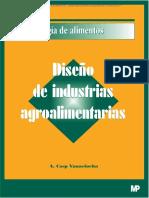 Diseño de industrias agroalimentarias