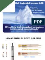 Slide Cara Penyuntikan Insulin