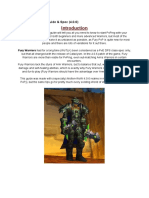 PVP] Fury Warrior Guide & Spec (4.0.6)
